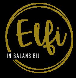 In Balans Bij Elfi Logo